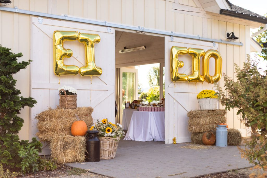 How to decorate for an Old McDonald birthday party theme