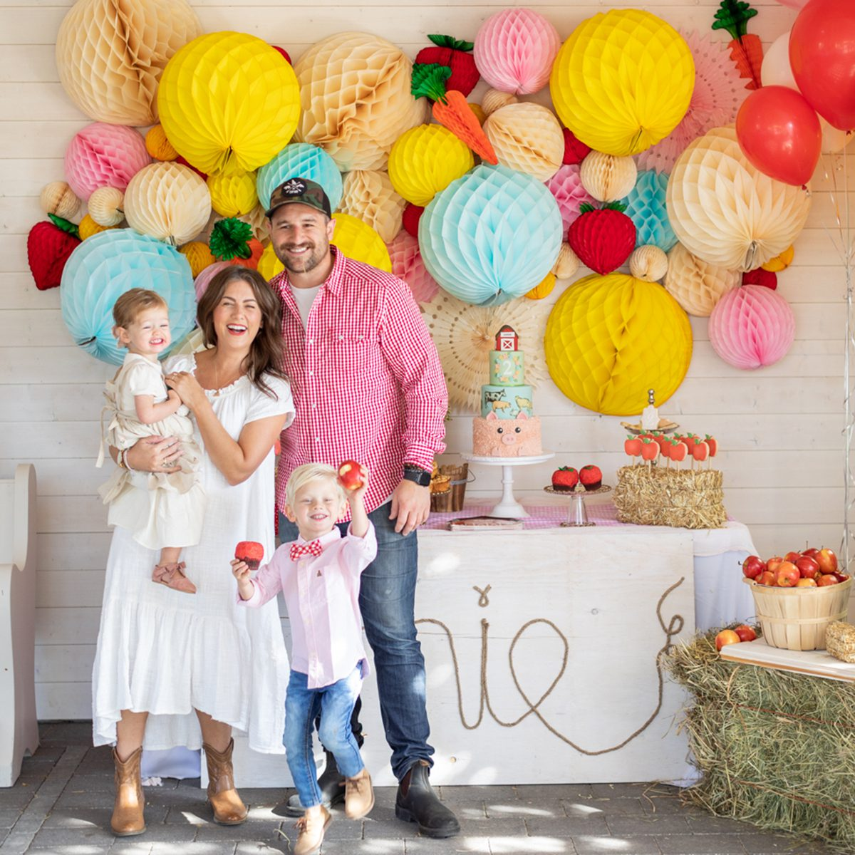 Annie's Second Birthday Celebration