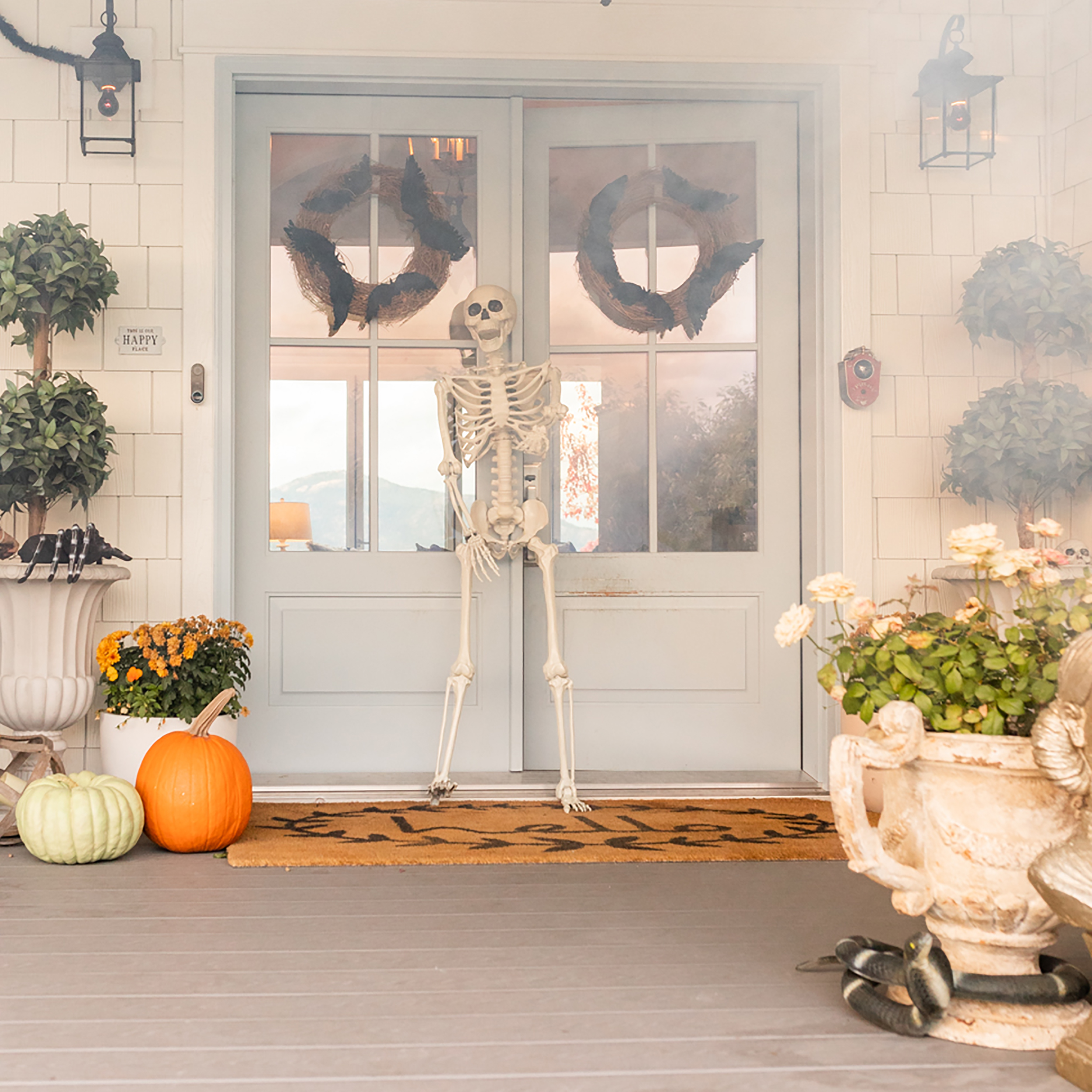 Halloween Decorations You'll Want to Keep Up Year-Round