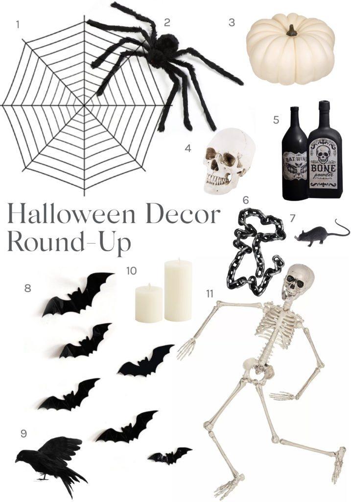 Halloween decor round-up 2020