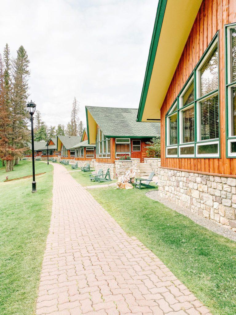 The Fairmont Jasper Park Alberta