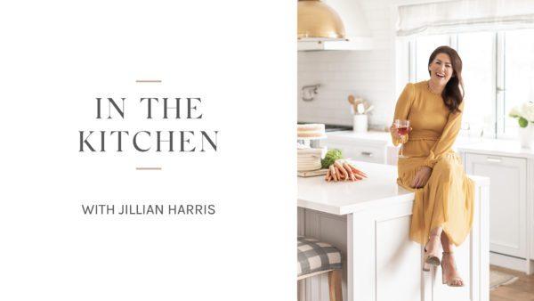 Jillian Harris In the Kitchen Video Thumbnail