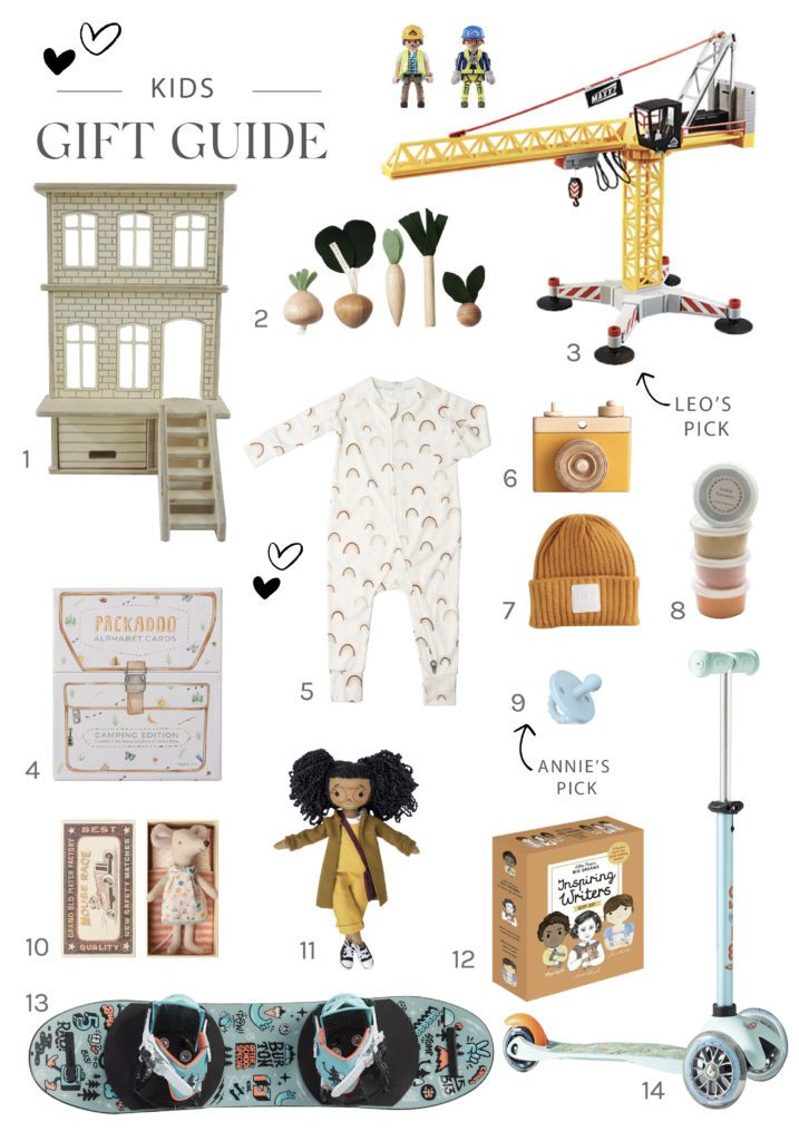 Holiday Kids Gift Guide 2020