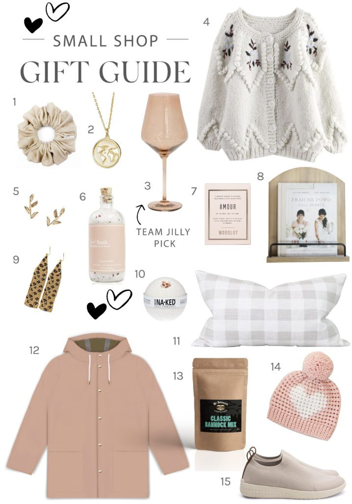 Small Shop Gift Guide Round-Up