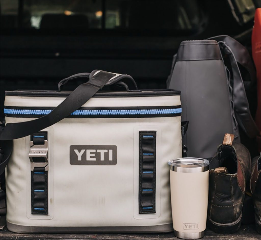 Gift Guide for Him Yeti Products