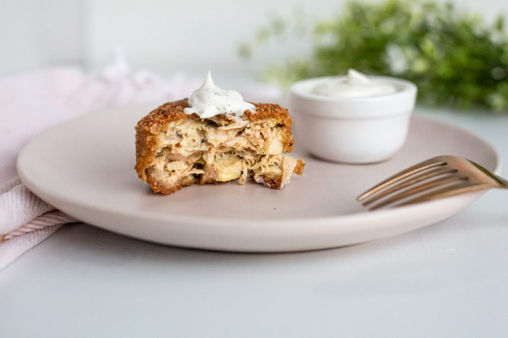 Delicious and easy vegan crab cake recipe