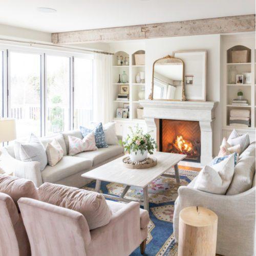 Jillian Harris At Home - Living Room Blog Categories