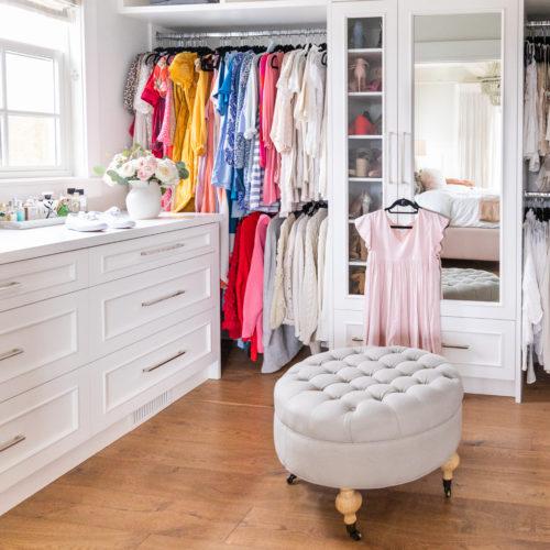Jillian Harris' Closet