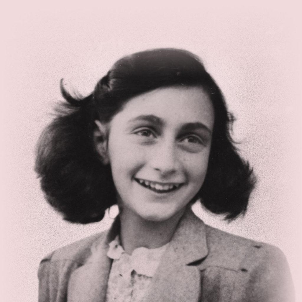 Women's History Month: Anne Frank