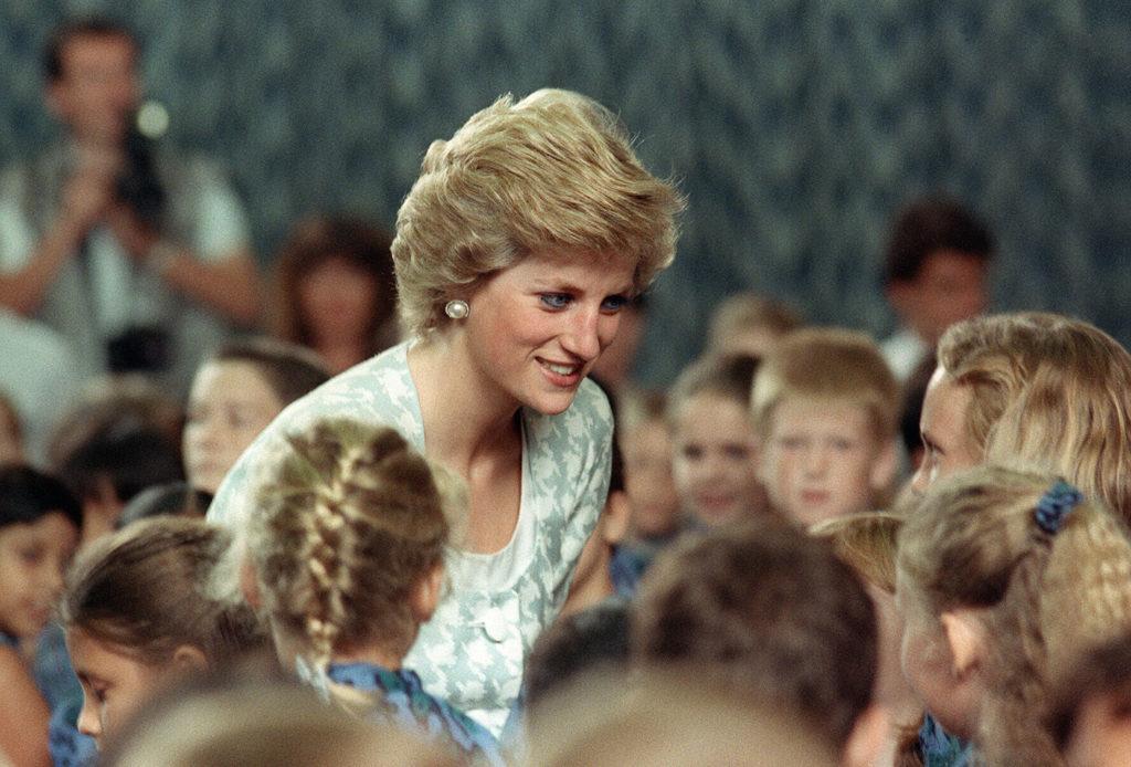 Women's History Month: Princess Diana