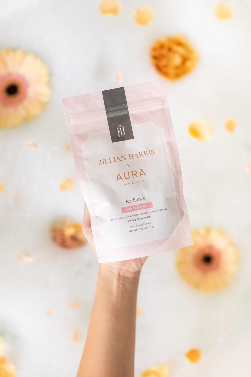 Jillian Harris x Aura Inner Beauty Radiance Supplement