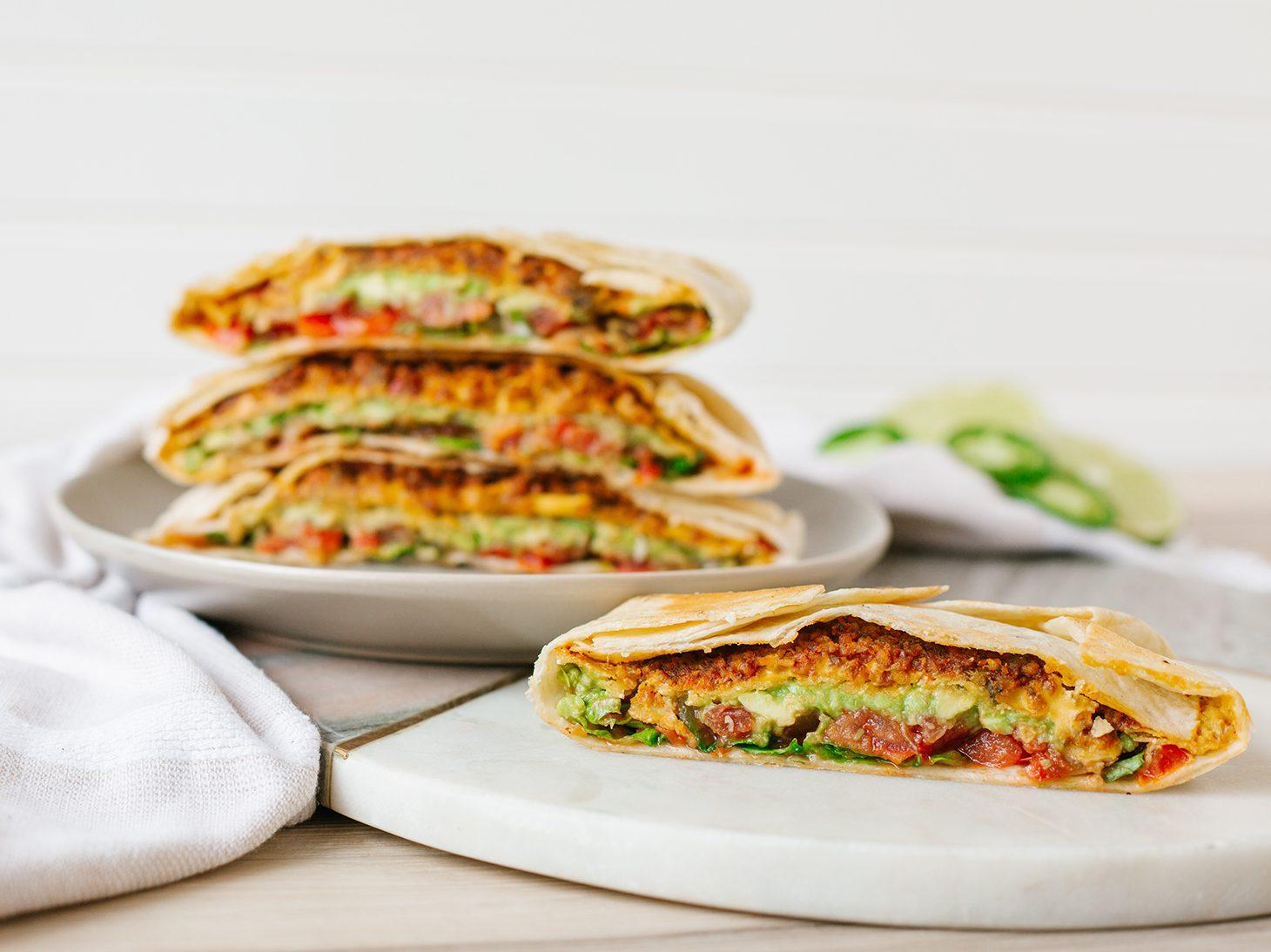 How to make easy vegan tacos