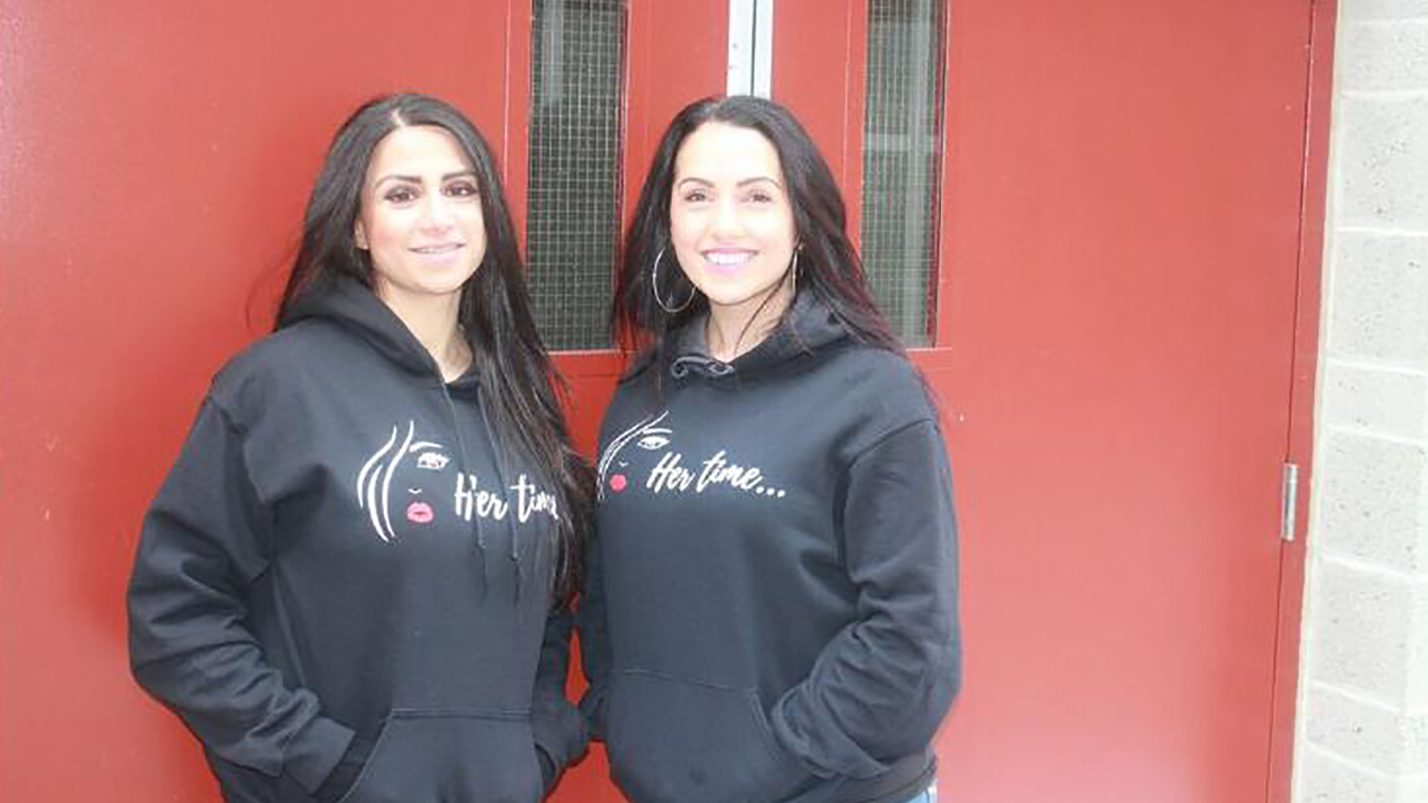 Anisha and Sandy, founders of Her Time Vancouver