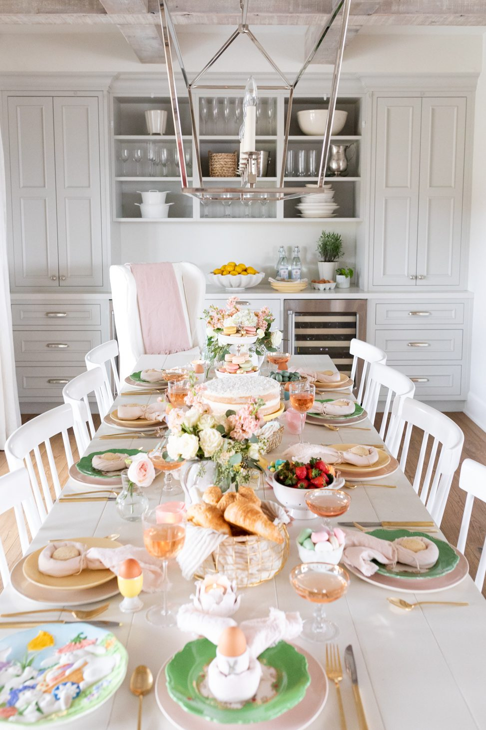 Prep your table before Easter