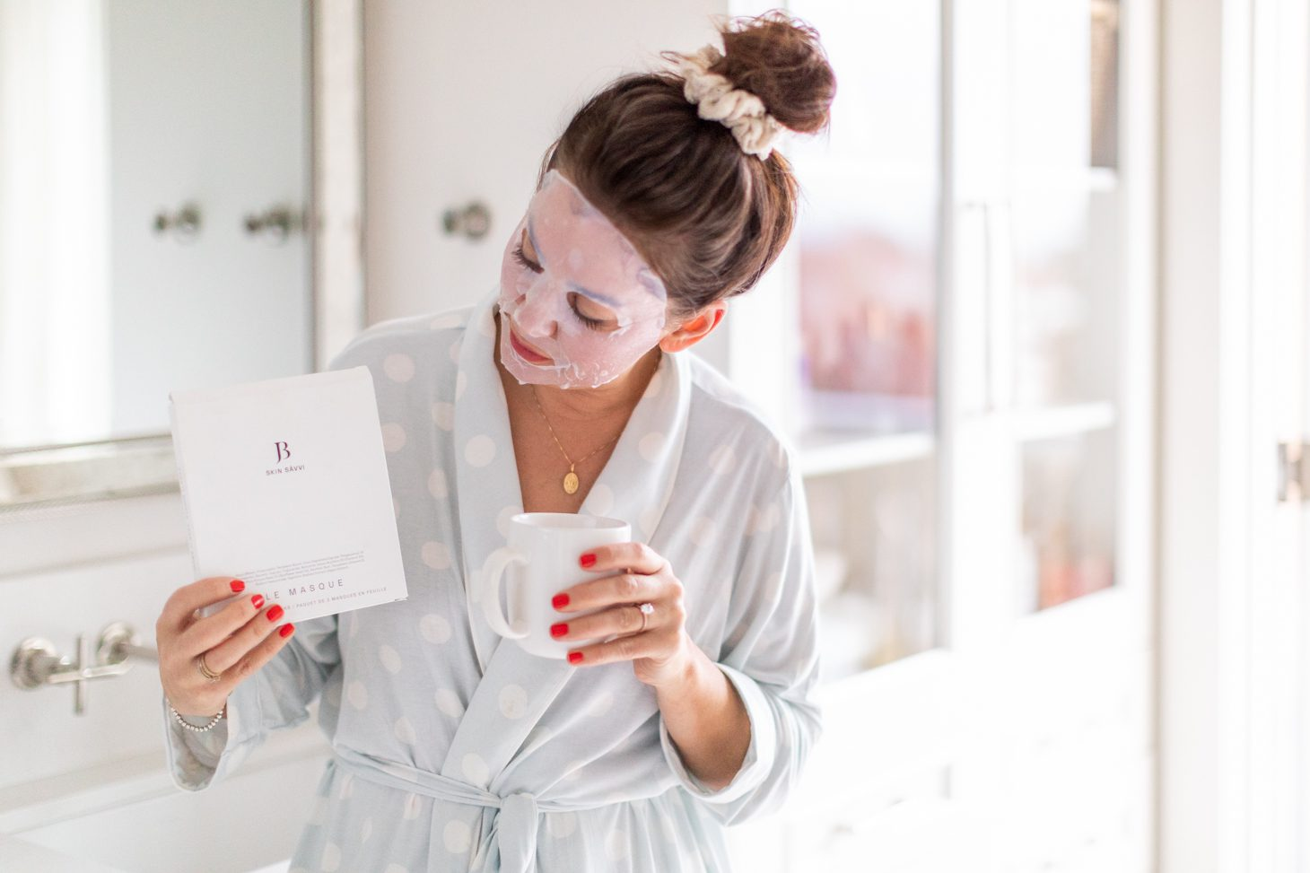 JB Skin Savvi X Jillian Harris Face Mask