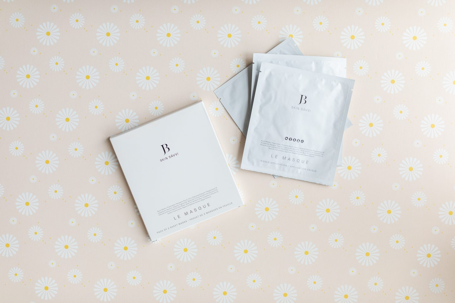 Jillian Harris Face Mask set