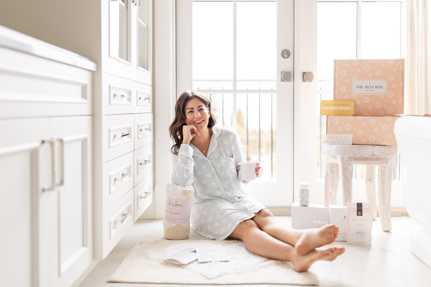 Jillian Harris Bathroom Jilly Box