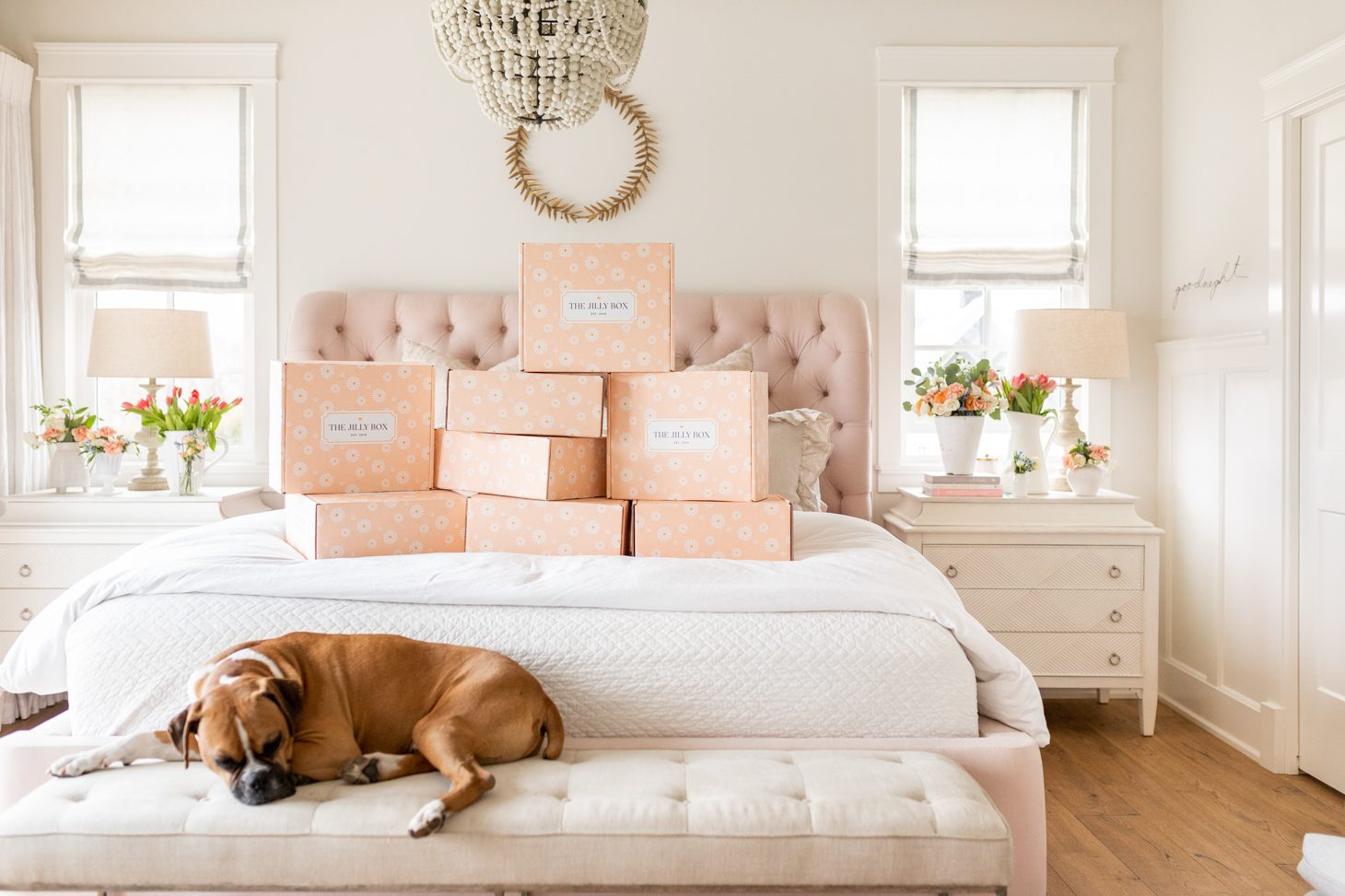 Jillian Harris Spring 2021 Jilly Box with Nacho