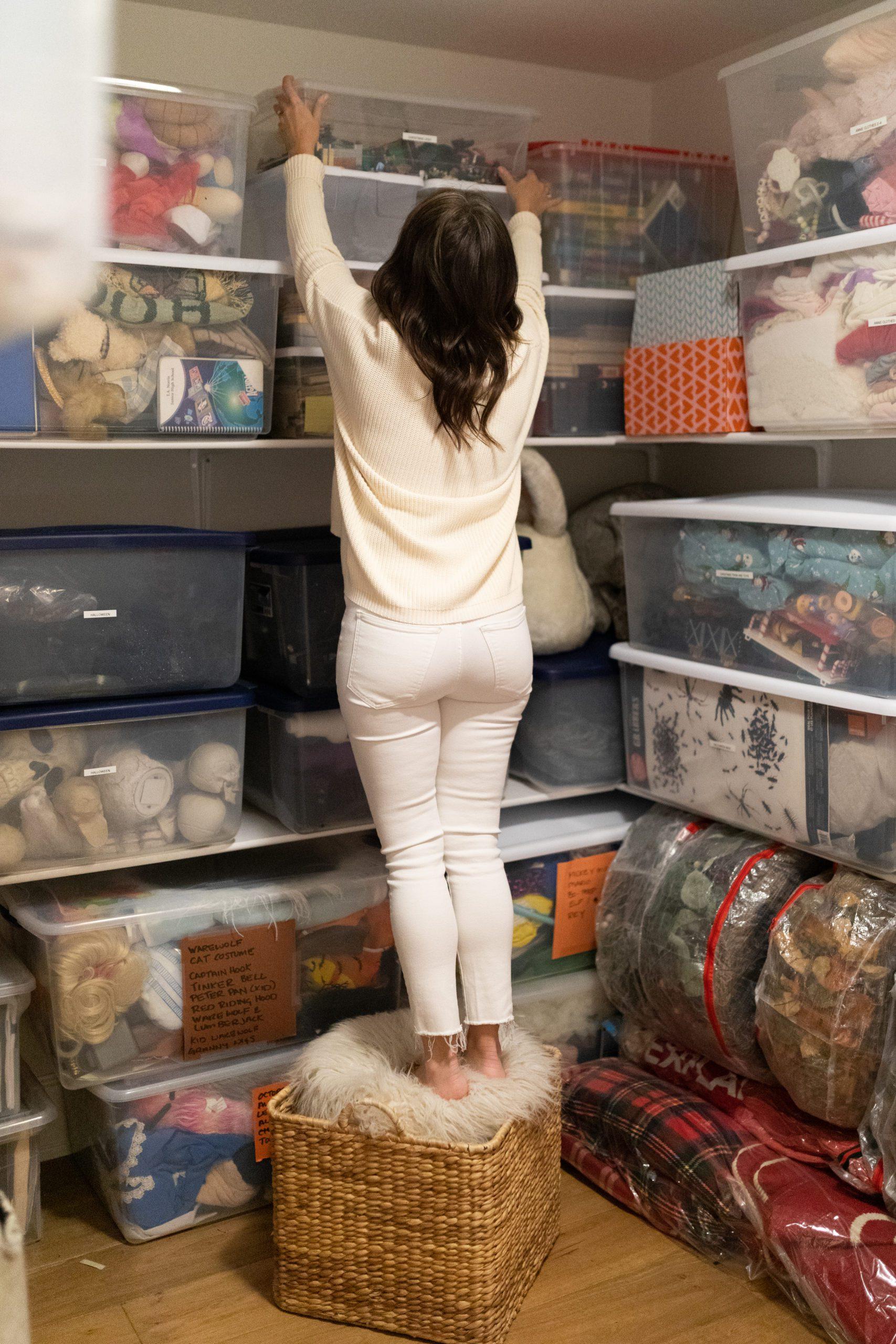 Storage room organization tips and tricks