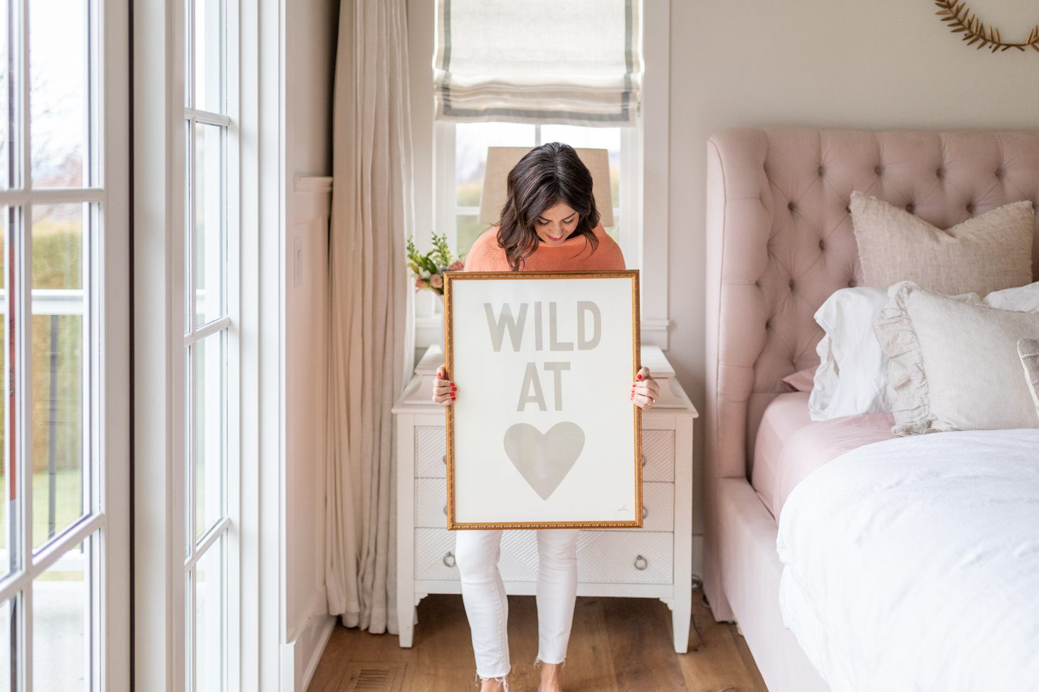 Jillian Harris Mushroom Wild at Heart Print