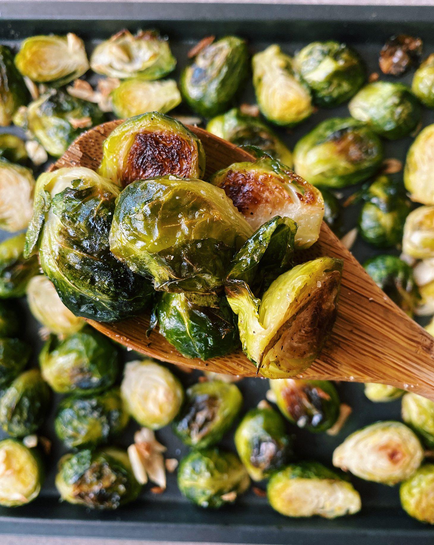 Vegan Brussel Sprout Recipe
