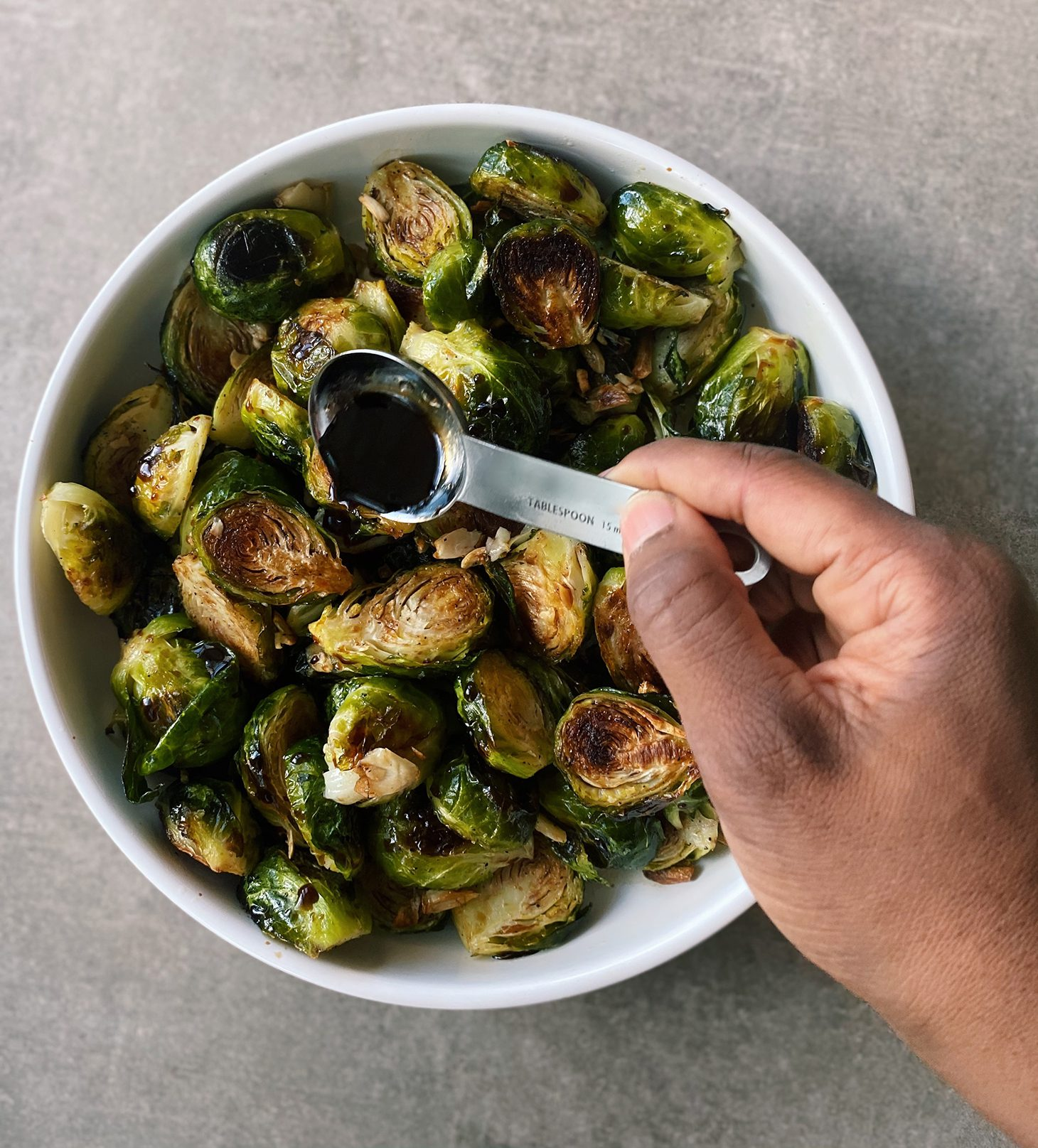 Roasted Brussel Sprout Recipe