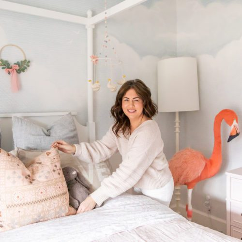 Annie's Bedroom Reveal