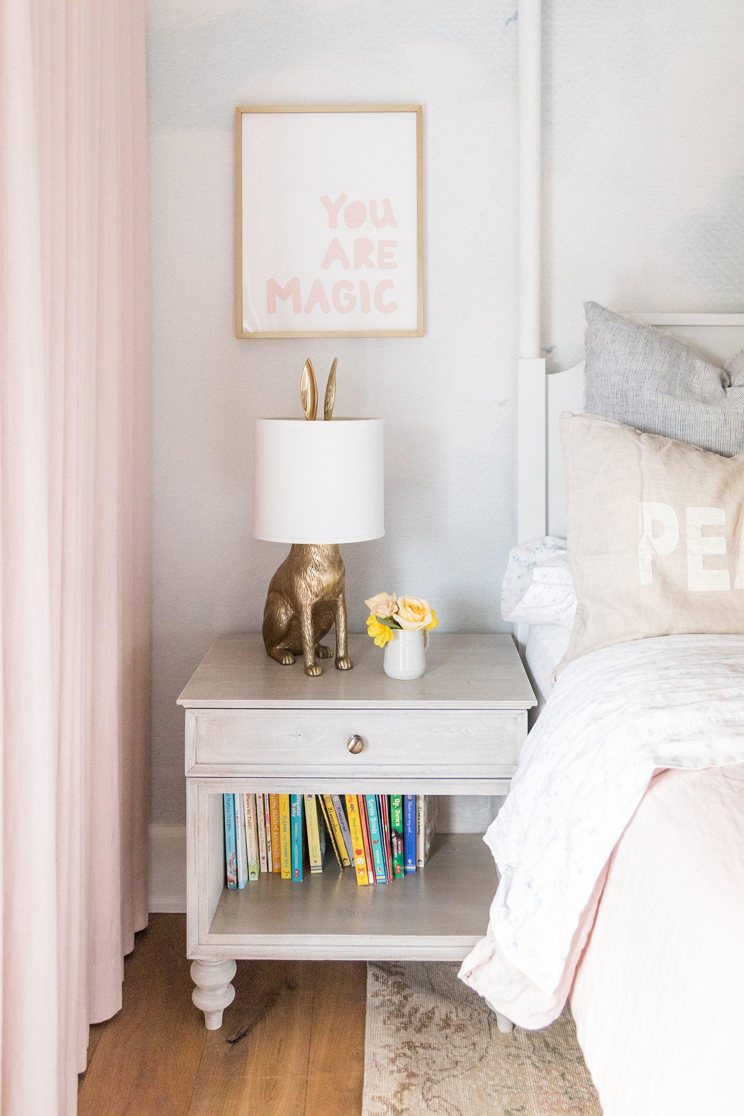 Jillian Harris's Daughter's Room Reveal