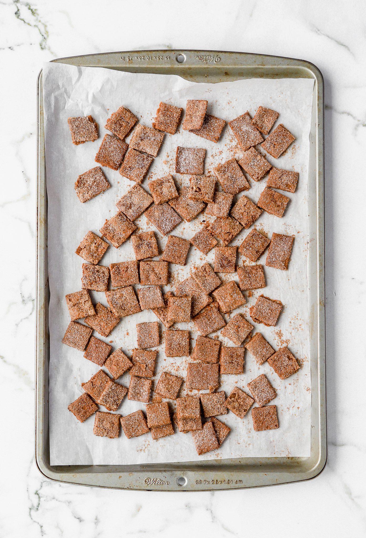 Cinnamon Toast Crunch Cereal Recipe
