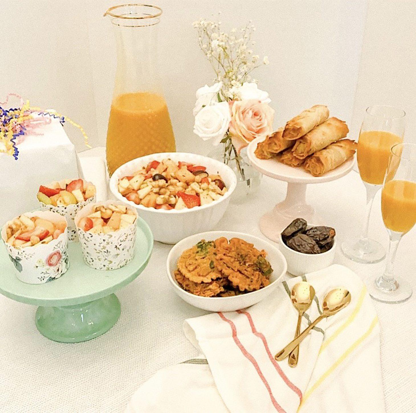 Ramadan food traditions