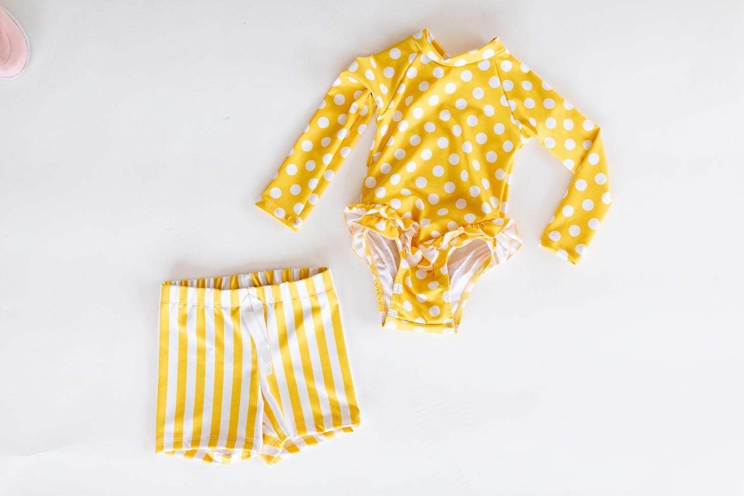 Jillian Harris x Imagine Perry Kids Swimwear
