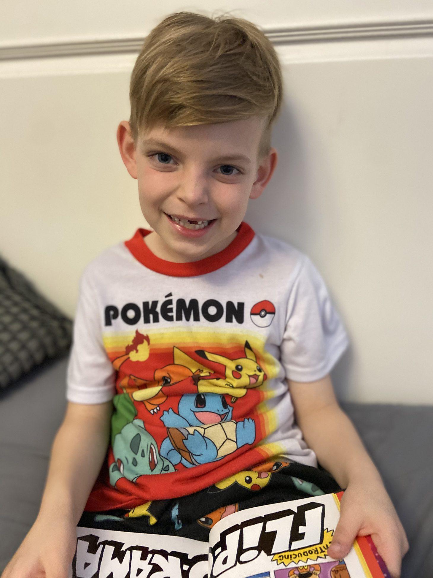 Jackson's Read-A-Thon for Sick Kids Toronto