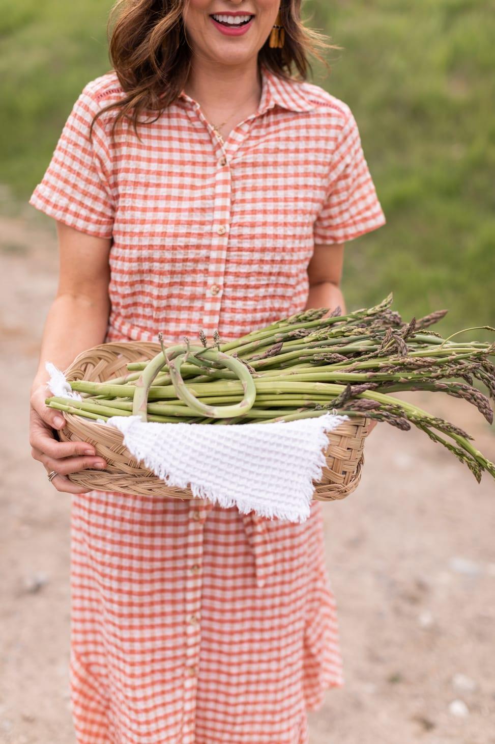 Jillian Harris Wild Asparagus