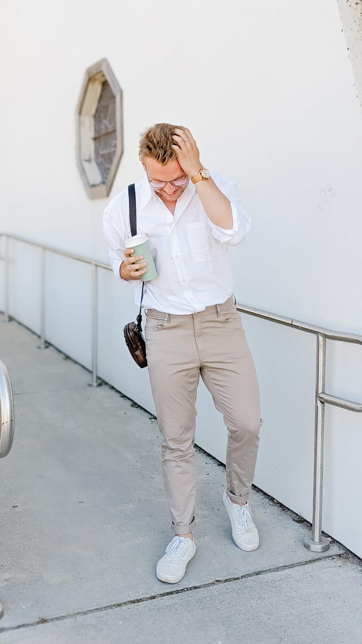 Summer Inspired Office wear for him.