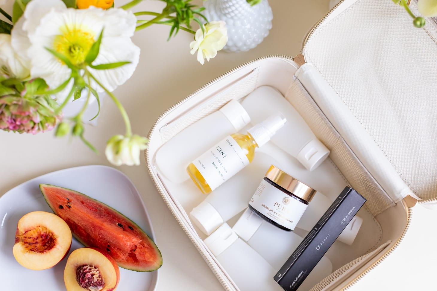 Elucx Zen Body Oil in the Summer Jilly Box
