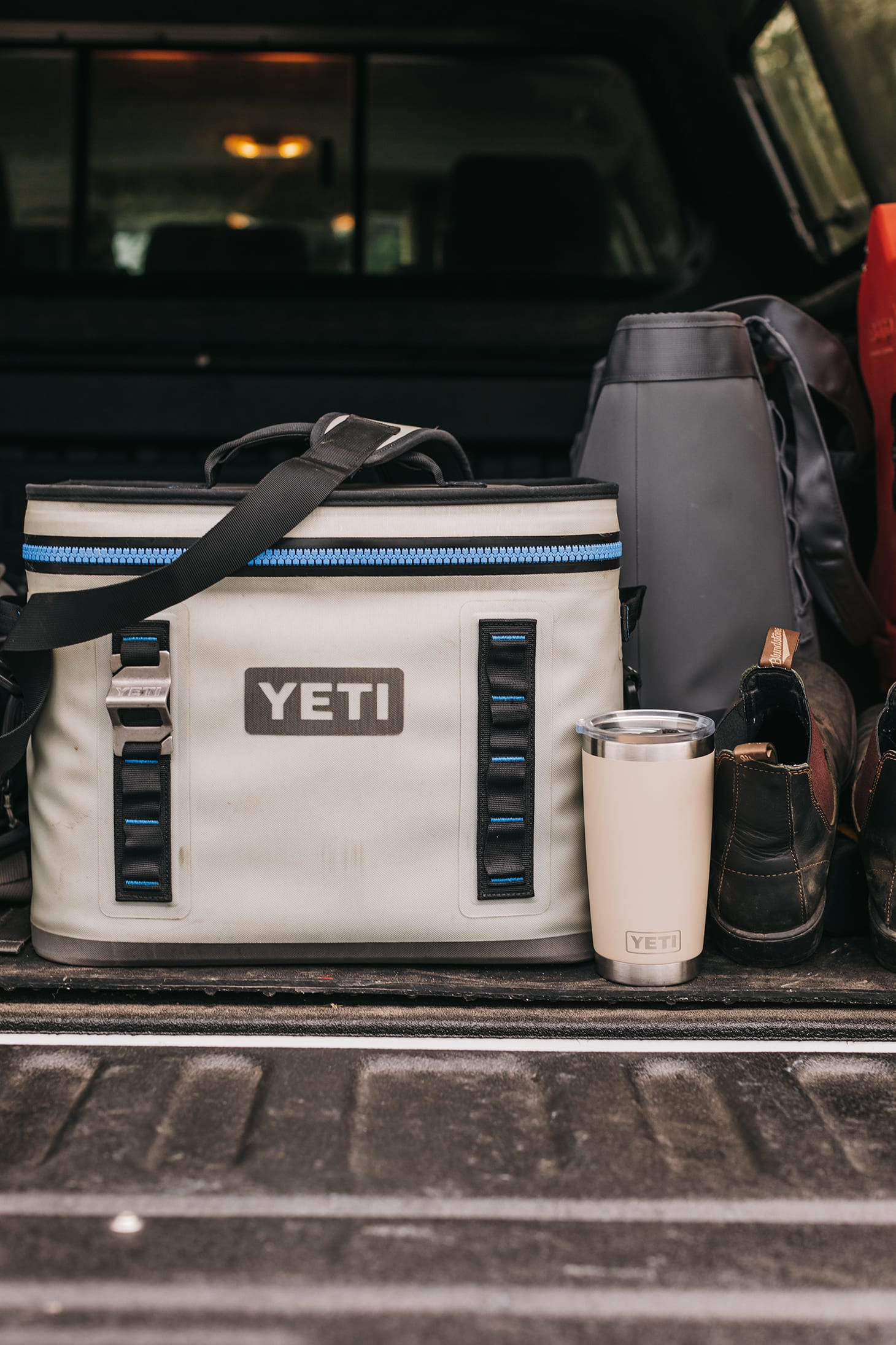 The ultimate Father's Day Gift, a YETI cooler!