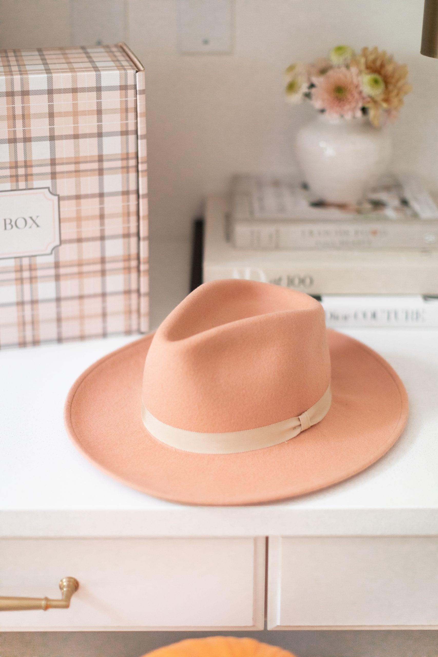 Anupaya Fedora Custom Jilly Hat