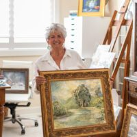 Peggy Harris Getting Back to Painting