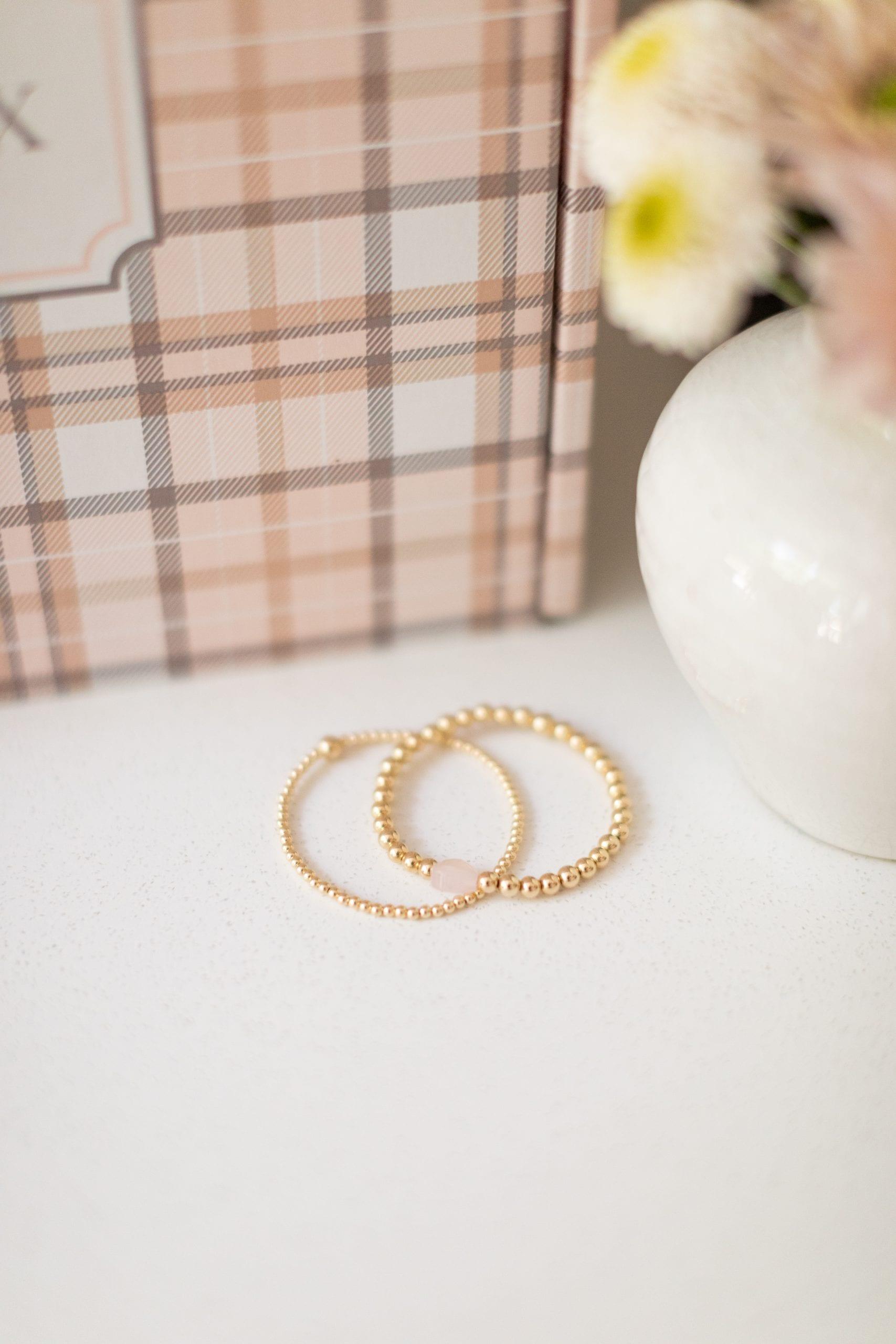 Rosie Joan Collective Bracelet Set Gold Filled