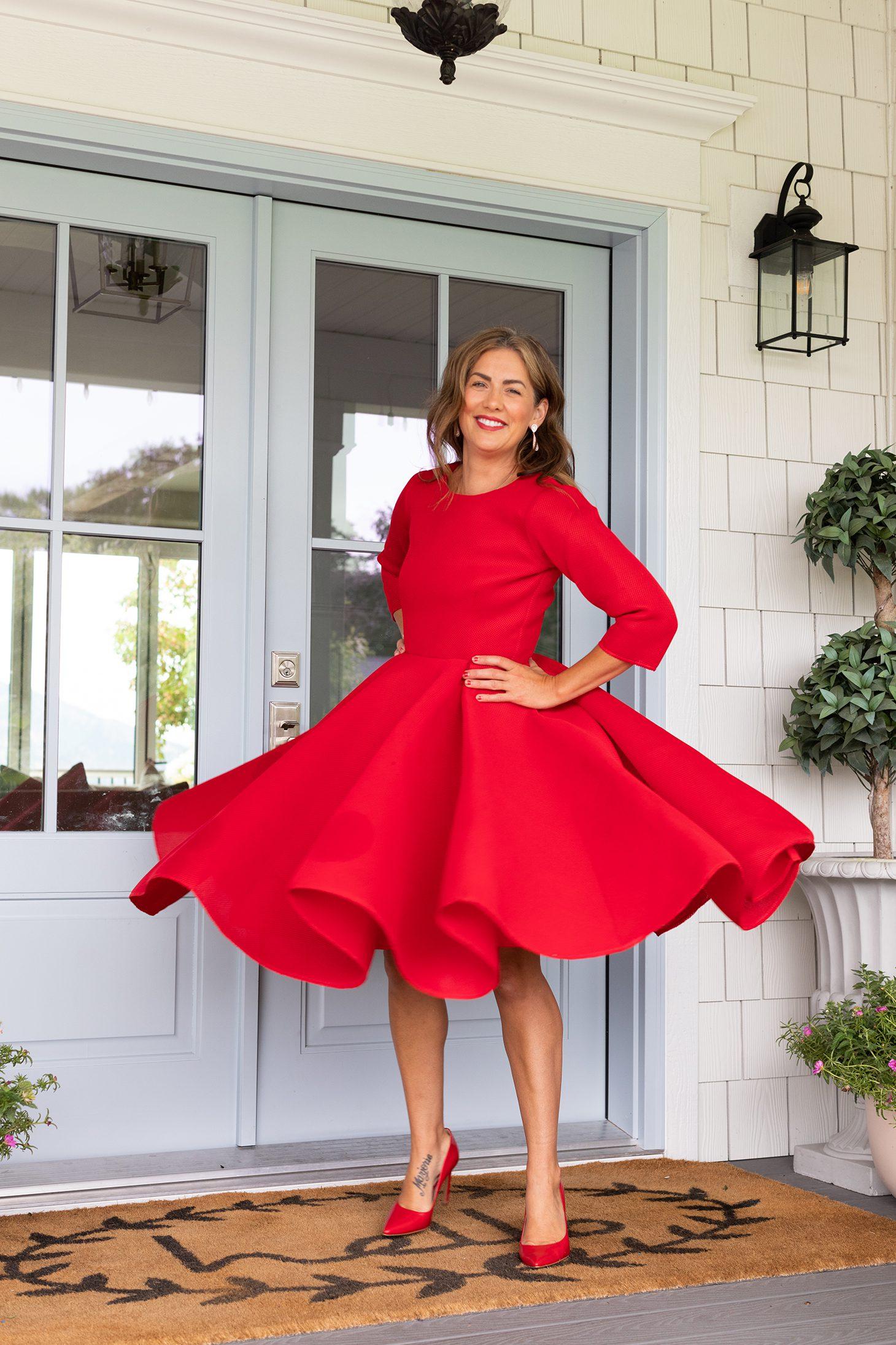 Jillian Harris' Wedding Guest Dress Picks 2021