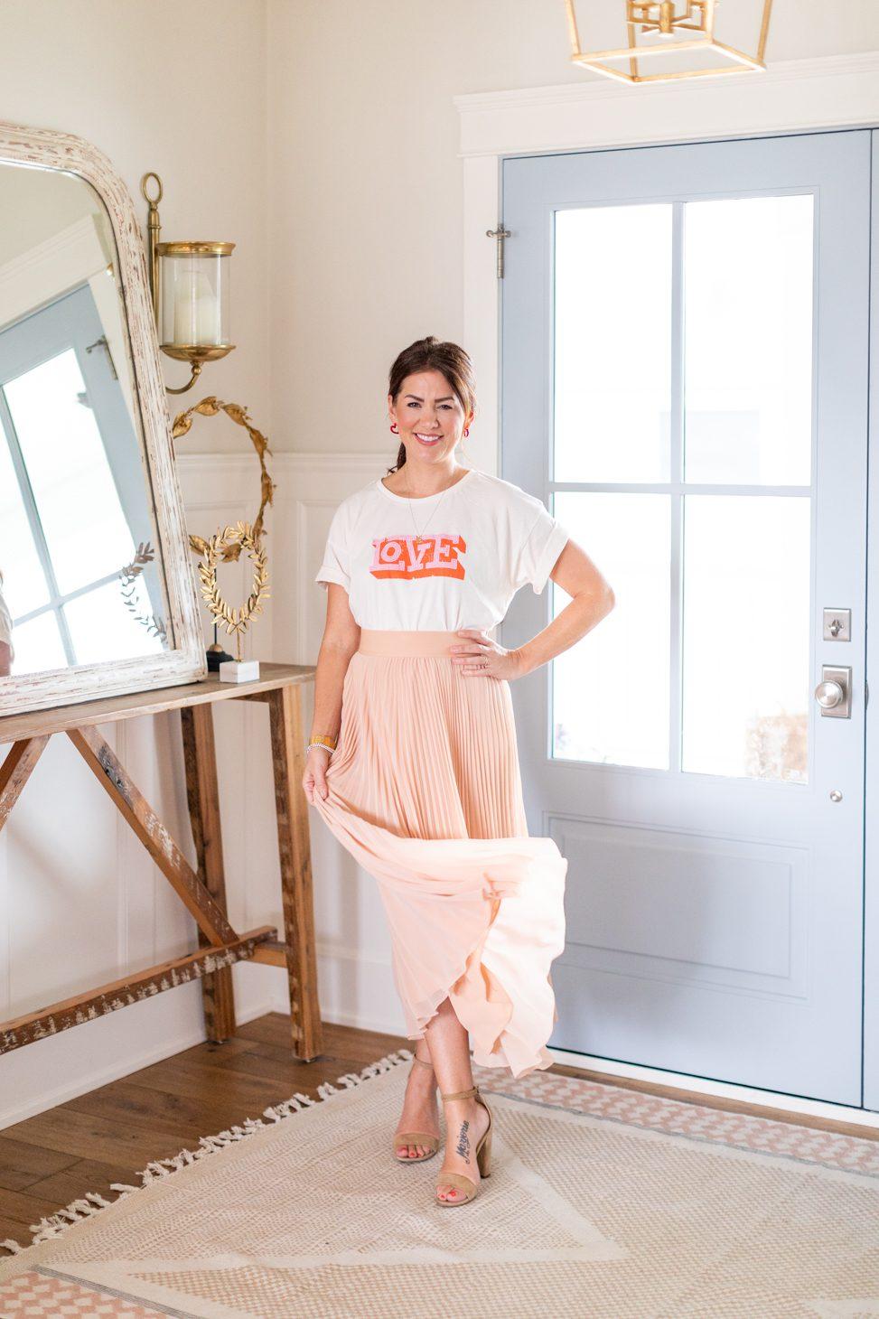 Jillian Harris' Favourite Work Wear