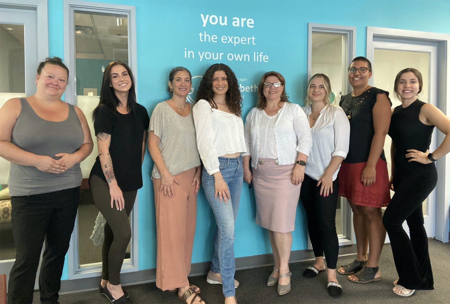 The Elizabeth Fry Society, an organization providing services to gender-based violence survivors