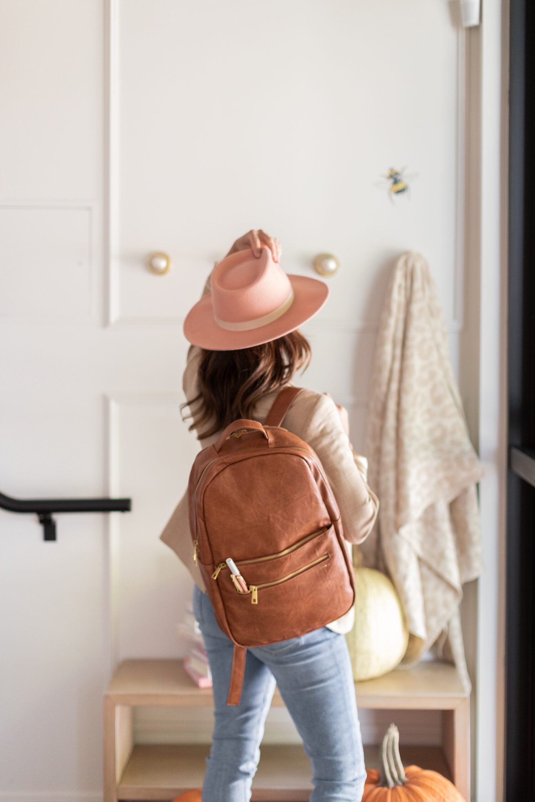 Jillian Harris x Fawn Design Backpack 2021. The perfect bag for Fall