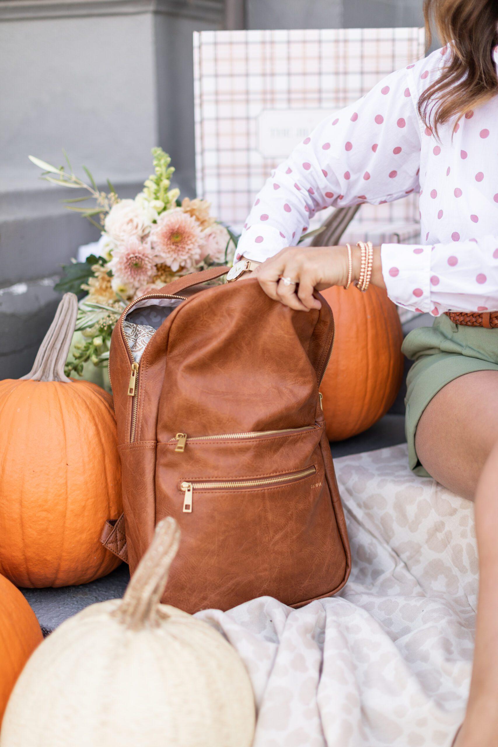 Custom Jillian Harris The Pack from Fawn Design