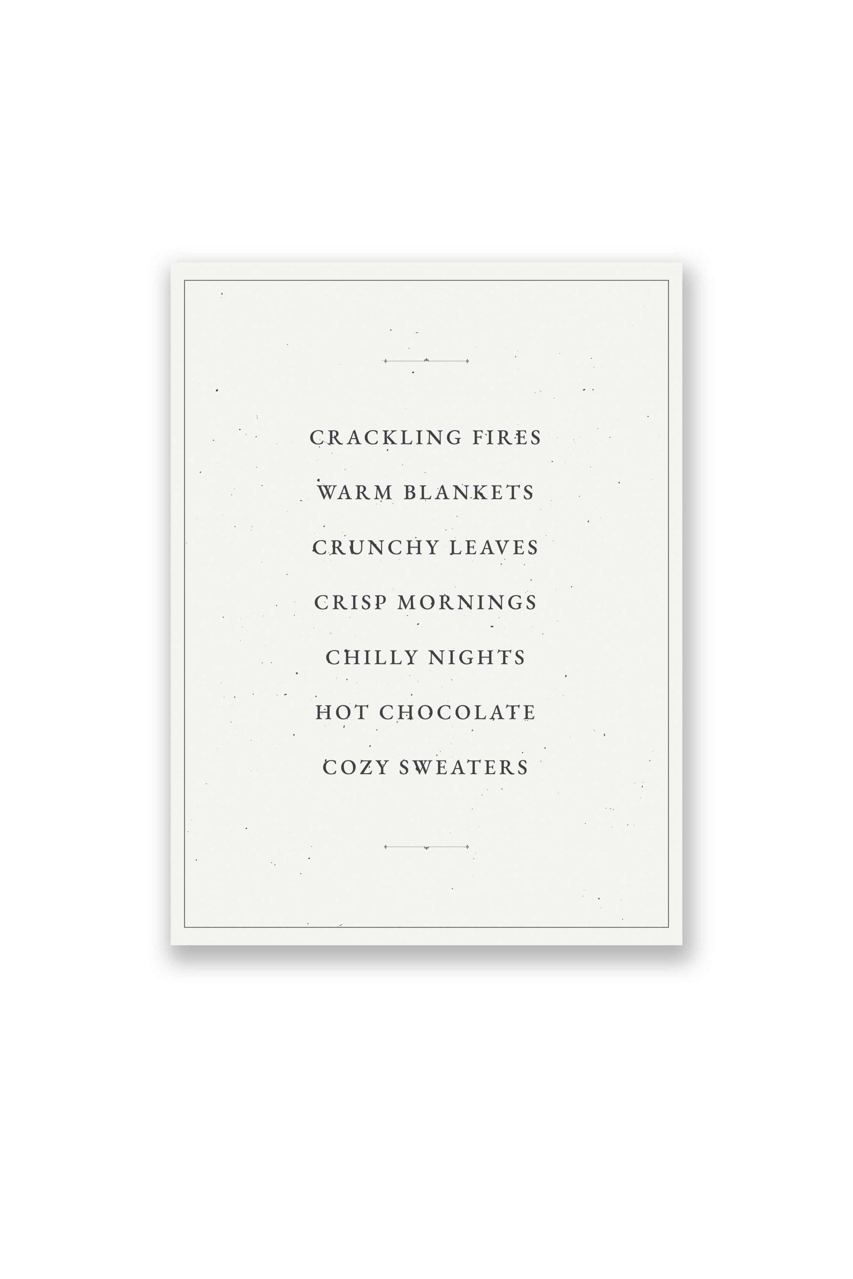 Jillian Harris' New Fall-Inspired Print Collection