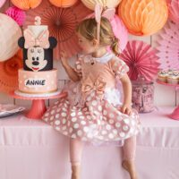 Annie's Mini Mouse Themed Party